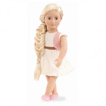 Our Generation - Dukke med hår der kan vokse 46 cm - Phoebe