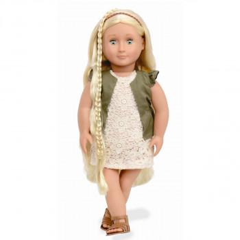 Our Generation - Dukke med hår der kan vokse 46 cm - Pia