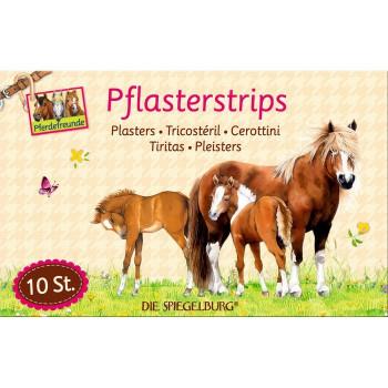 Børne plaster, Heste