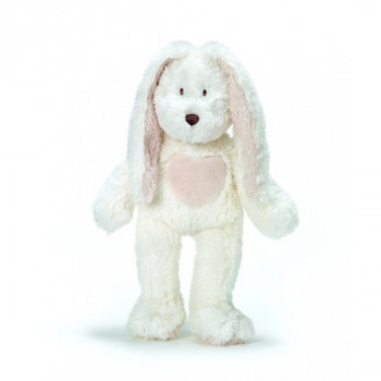 Teddykompaniet - Teddy Cream - Hvid 51 cm