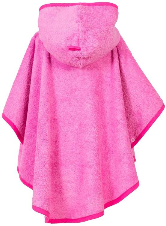 håndklæde poncho baby