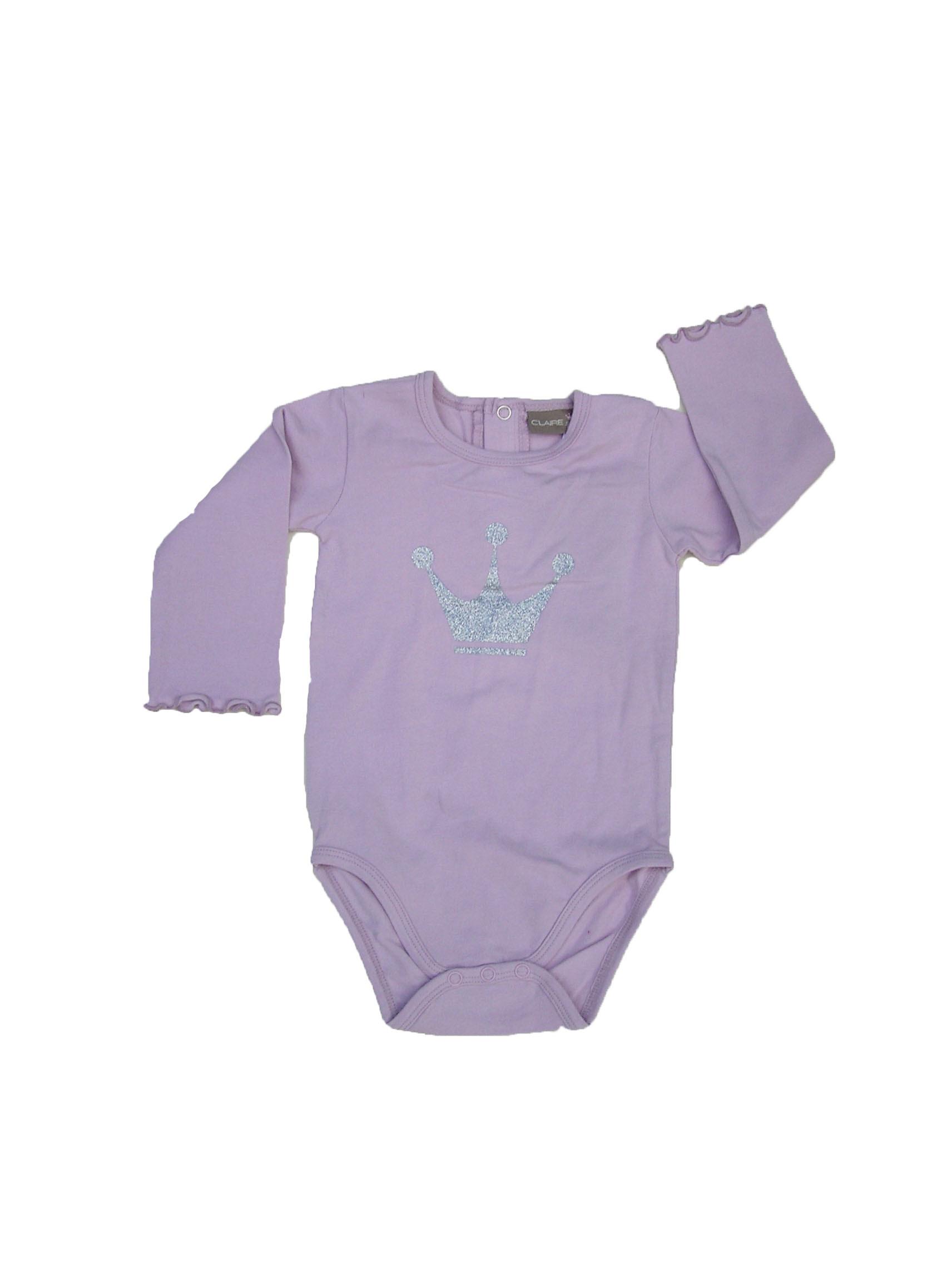 9e348ec6d2f Hust & Claire - Body til baby - Bodystocking til baby - Body med navn