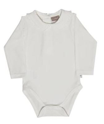 6a9845ba6c9 Hust & Claire - Body til baby - Bodystocking til baby - Body med navn