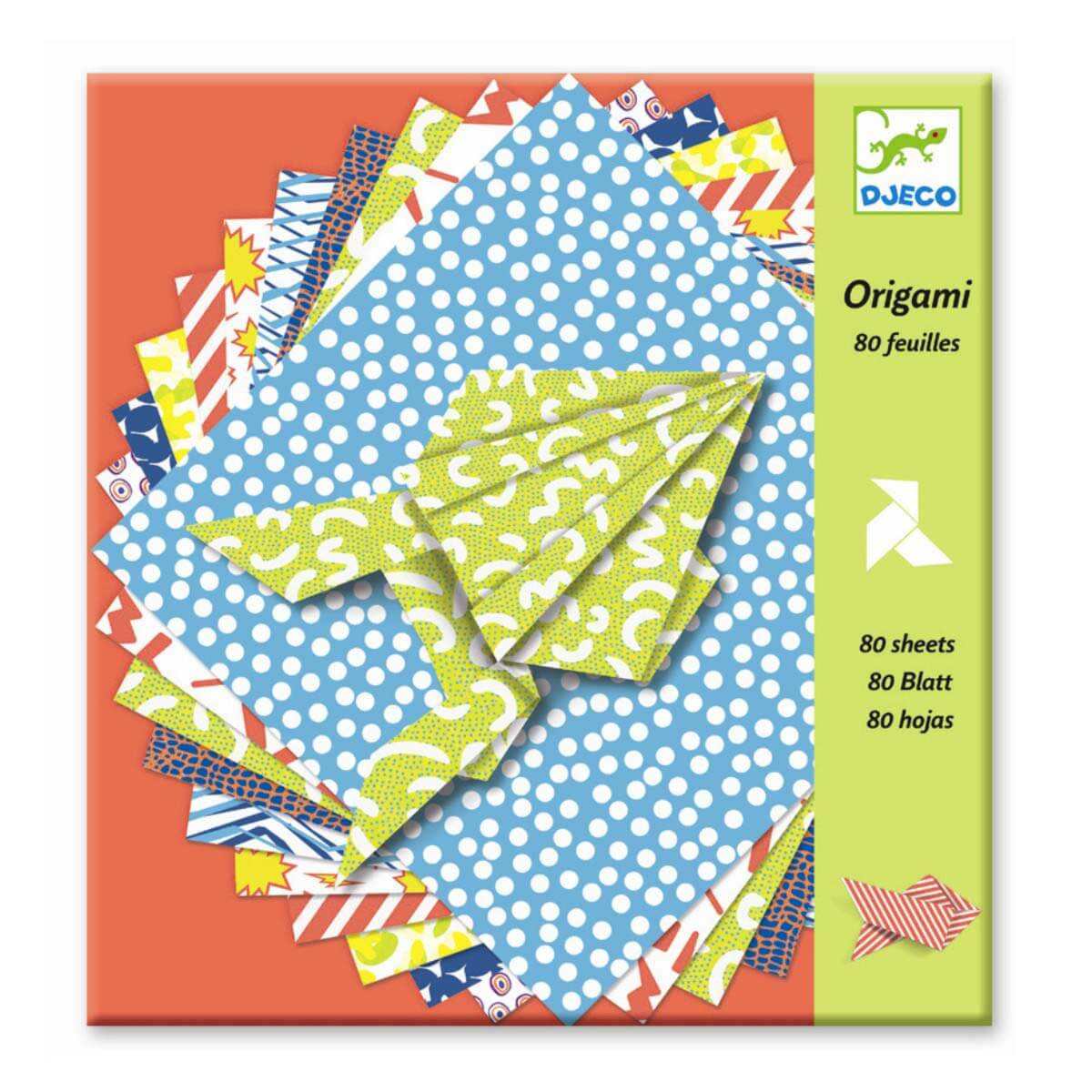 japansk papir foldeteknik