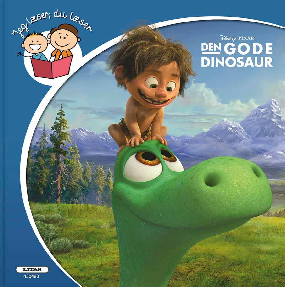 21056d5531e Egmont - Jeg læser du læser - Den Gode Dinosaur