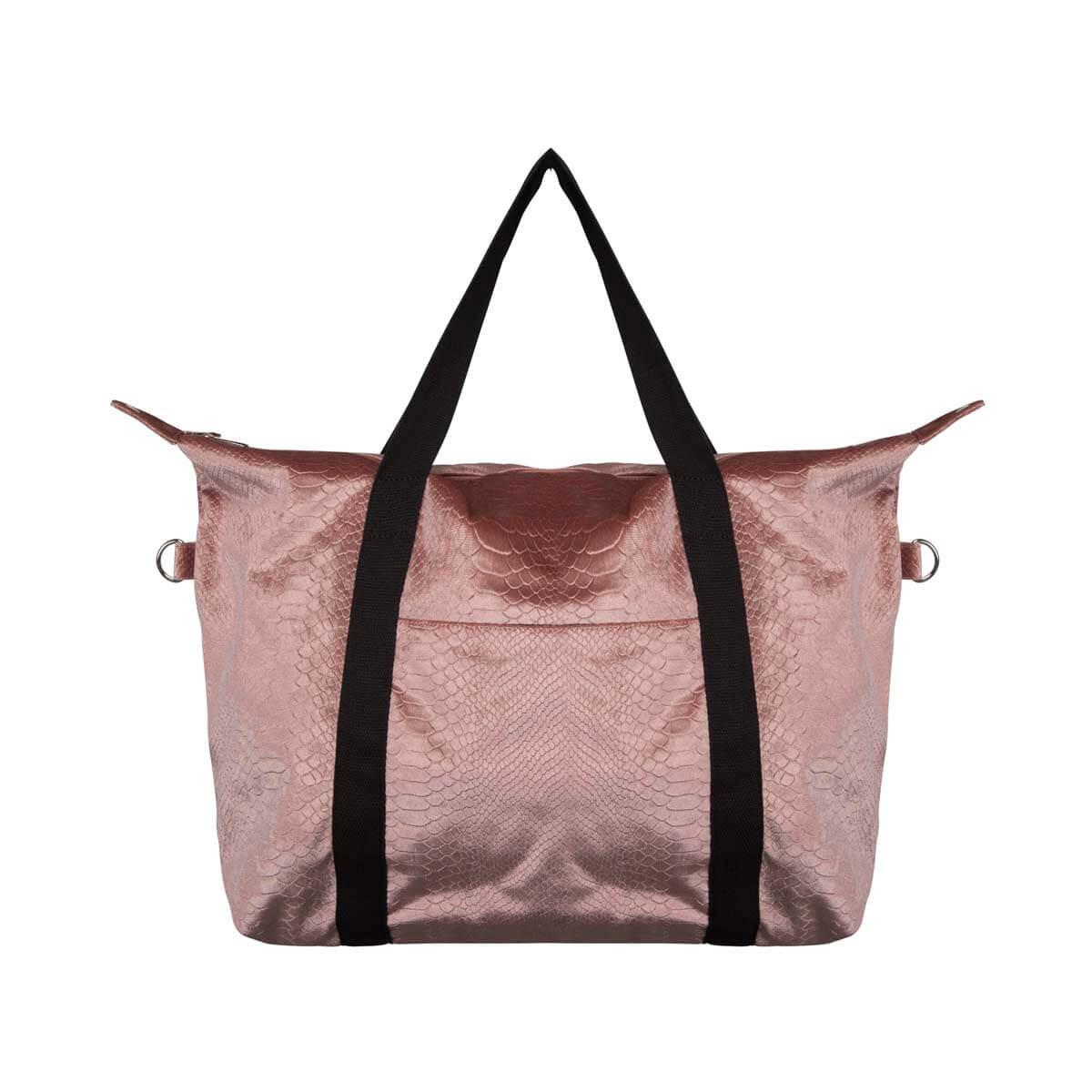 a319d4b0ac3 Sofie Schnoor - Travel Bag - Weekend taske - Velvet Croko - Rose