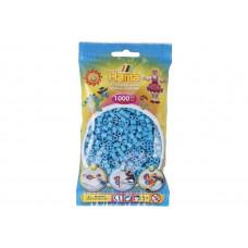Hama - Midi perler 1000 stk. - Azurblå
