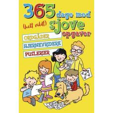 Forlaget Bolden - Opgavebog - 365 dage med helt vild sjove opgaver