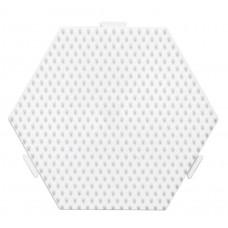 Hama - Midi perleplade - Medium 6-kantet