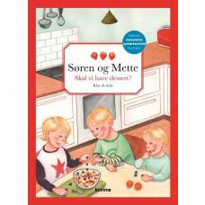 Forlaget Carlsen - Klar til skole - Søren og Mette - Skal vi lave dessert - Matematisk opmærksomhed