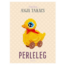 Anja Takacs - Inspirationsbog m. perlemønstre - Perleleg