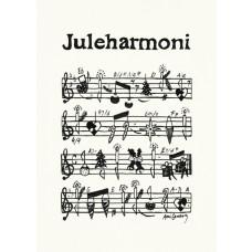 Anni Gamborg - Node plakat, Juleharmoni