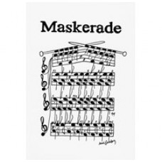 Anni Gamborg - Node plakat, Maskerade
