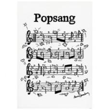 Anni Gamborg - Node plakat, Popsang