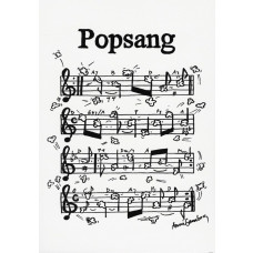 Anni Gamborg - Lykønskningskort - Popsang