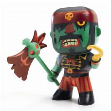 Djeco - Arty Toys - Piratfigur – Kyle