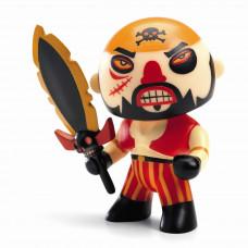 Djeco - Arty Toys - Piratfigur – Soscar