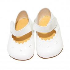 Asi - Tilbehør - Dukke sko - Hvide