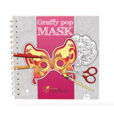 Avenue Mandarine - Graffy pop maske venedig