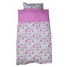 Baby sengetøj - Ponyer