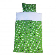 Baby sengetøj - Fodbold