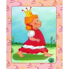Personlig børnebog - Babybogen - Barnets bog til piger