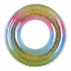 Sunshine by Mikkla - Badering - Regnbue med glimmer badedyr