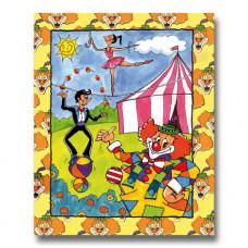 Personlig børnebog - Cirkusbogen