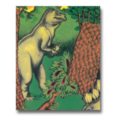 Personlig børnebog - Dino bogen