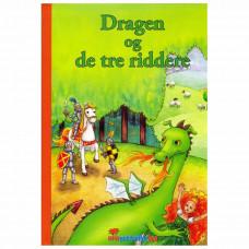 Personlig børnebog - Dragen og de 3 riddere