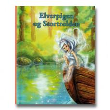 Personlig børnebog - Elverpigen og Stortrolden