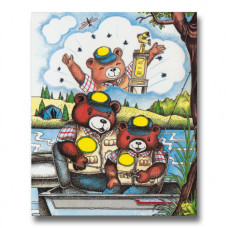 Personlig børnebog - Fiskebogen