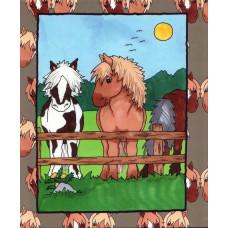 Personlig børnebog - Heste bogen