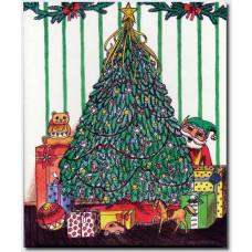 Personlig børnebog - Juleønsket