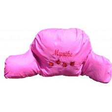 Barnevognspude - Pink