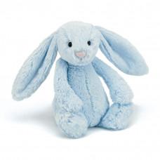Jellycat - Bashful kanin 31 cm - Lyseblå