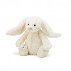 Jellycat - Bashful kanin 31 cm -  Creme