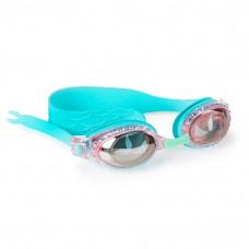 Bling2O - Svømmebriller - Turkis havfrue