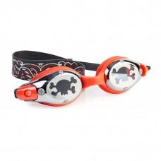 Bling2O - Svømmebriller - Rød pirat