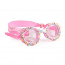 Bling2O - Svømmebriller - Pink Donuts