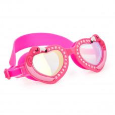 Bling2O - Svømmebriller - Pink flamingo