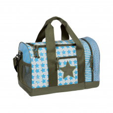 Lässig - Børne Sportstaske - Mini Sportsbag - Starlight Olive