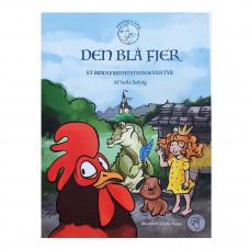 Den blå fjer - Et Børnemeditationseventyr af Sofia Sølvig - Forudbestil bogen