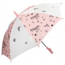 Kidzroom - Børne paraply - Rosa med enhjørning