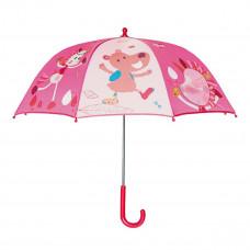 Lilliputiens - Børne paraply - Louise