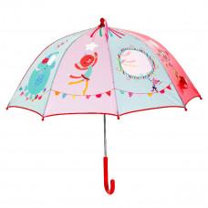 Lilliputiens - Børne paraply - Circus