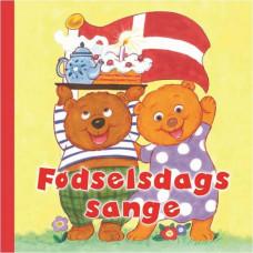 Forlaget Bolden - Snip snap snude minibøger - sangbog - Fødselsdags sange