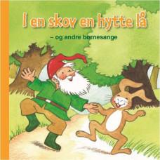 Forlaget Bolden - Snip snap snude minibøger - sangbog - I en skov en hytte lå