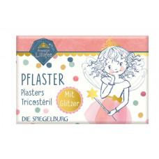 Børne plaster - Prinsesse Lillifee med glimmer