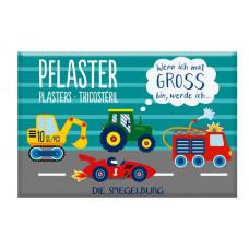 Børne plaster - Køretøjer